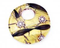 Арт.61 Подвеска диам.5 из муранского стекла