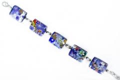 Арт. 232 браслет с 5 элементами 1,5x2см