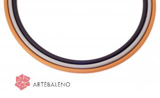Каучук толщина 5 мм (Easy Go невидимый замочек) 50 см 3 цвета