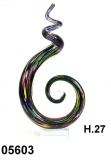 SM5603 Статуэтка Узел h27 см цвет мультиколор